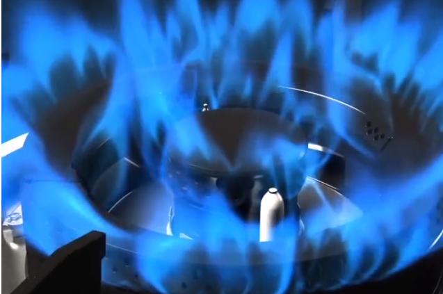 老板32B1燃气灶双灶煤气灶家用台天然气液化气灶具