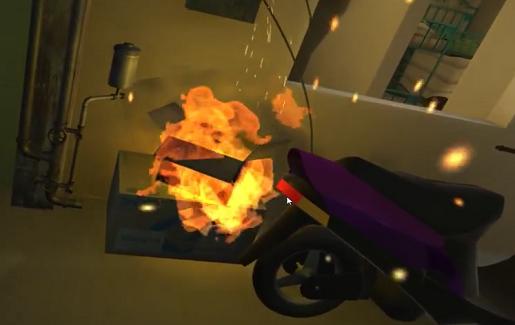 消防案例VR