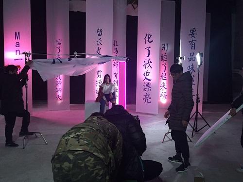 顶致影视创意珀莱雅IPO视频拍摄